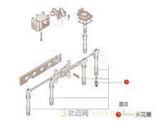 迈氏 长安铃木 雨燕 1.3L 五挡手动 舒适版 (2005-2007) 火花塞