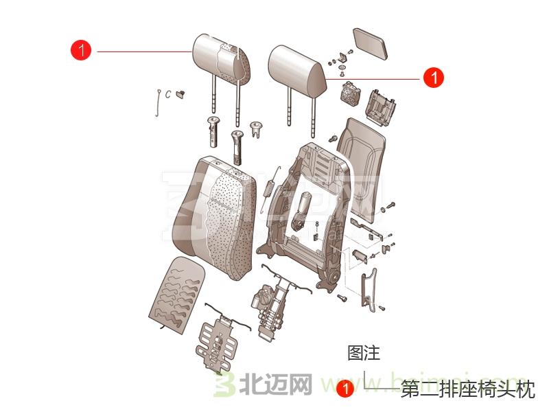 海马3正时皮带图