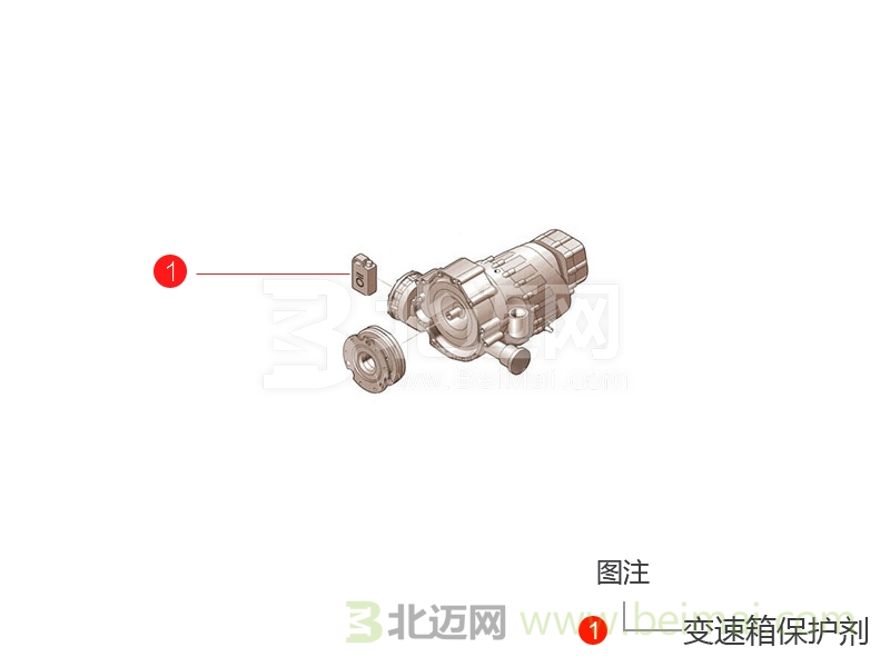 8t 汽油 七档双离合 (2009-2016) 变速箱保护剂