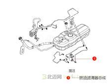 【迈氏认证】原厂正品进口大众 甲壳虫 2.0T 六挡双离合 (2016-2017) 燃油滤清器总成