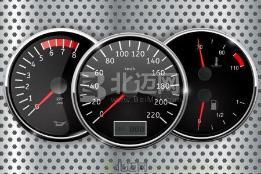 奥迪a6l2.0t仪表台线速怎么安装?